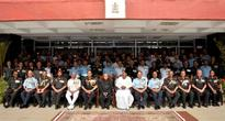 Jointness Key To Victory: President Tells Graduates Of Defence Services Staff College