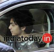 Pics: Sridevi's daughter Jhanvi on a lunch date with rumoured beau