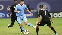 NYCFC's Frank Lampard targeting Ironman triathlon after career ends
