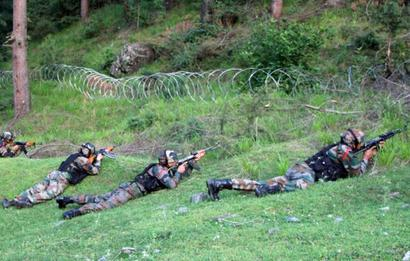 Pak continues to target border villages, 6 injured