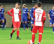 Luzon leaves Hap Tel Aviv with a whimper