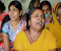 In Pics: Grieving families of Uri martyrs