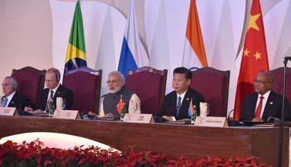 India one of the most open economies today: PM to BRICS Business Council