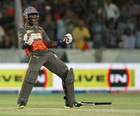 IPL 6: Darren Sammy pleased as punch after taking Hyderabad into playoffs