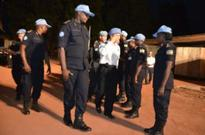 Top UN official commend RNP peacekeepers in CAR