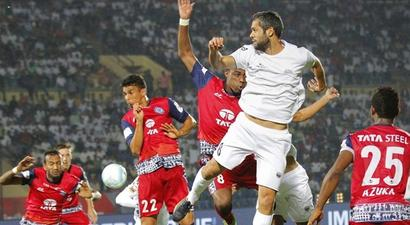 NEUFC vs Jamshedpur FC: Another goalless stalemate in ISL 4