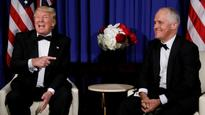 'We're not babies,' says Donald Trump, brushes off strained ties with Australia PM Malcolm Turnbull