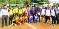 PCDA (Pensions) Allahabad men, CDA Chennai women lift titles
