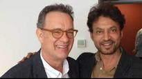 Sean Connory of India: That's what Tom Hanks just called Irrfan Khan!