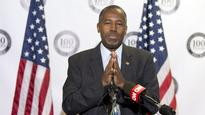 Ben Carson Says Islam Is Not a Religion But a...