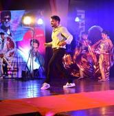 Mangaluru: Heavy fanfare mark 'Arjun Weds Amrutha' music release
