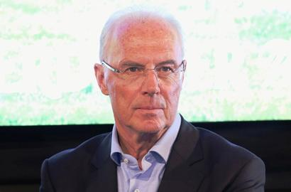 German great Beckenbauer questioned by Swiss prosecutors for corruption