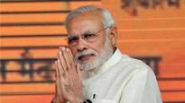 PM Modi, Union Minister Smriti Irani greet people of World Radio Day