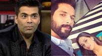 Koffee With Karan Season 5: Mira Rajput revealed a lot about Shahid Kapoor on Karan Johar's show