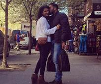 Caught in the act! Anurag indulges in PDA with `girlfriend` Shubhra