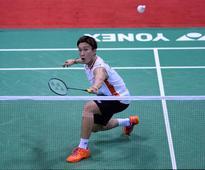 Badminton stars Momota, Tago admit visiting illegal casinos