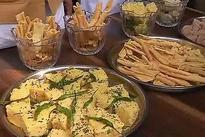 BJP chomps on fafda, dhokla as trends show twin win