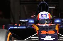 No quick laps for Gasly after late technical issue