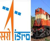 Indian Railways, ISRO to develop advanced applications together