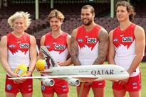 Qatar Airways inks sponsorship deal with AFC's Sydney Swans