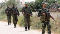 With new outposts and quadrupled forces, Hamas patrols its border with Egypt