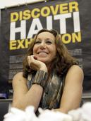 Donna Karan promotes Haitian artisans through Urban Zen Foundation, helps curates art exhibit