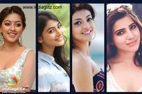 Anu, Pooja to replace Kajal, Samantha