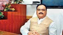Health is a state subject and there is no shortage of funds: JP Nadda