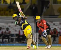 Fearsome Russell knocks Knight Riders down