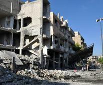 Twin blasts in Syria's Tartus 'kill 30'