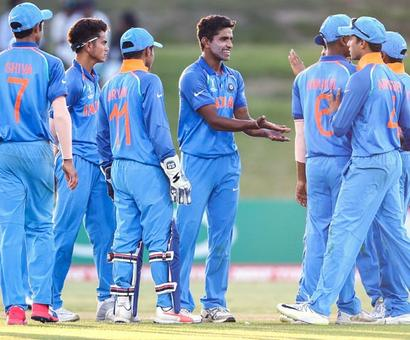 It's India vs Pakistan in the semis of Under-19 World Cup!