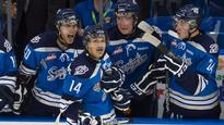 Blades drop Mooseheads at Memorial Cup