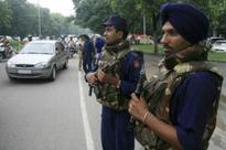 12 armed Babbar Khalsa terrorists entered Punjab