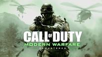 The 'Call of Duty: Modern Warfare' remaster gets an awesome new trailer; check it out here!