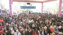 Jaipur Literature Festival: Keeping the feet on ground important, says Gulzar