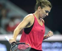 WTA Finals: Simona Halep hopes to keep dream going at Singapore and end season as World No 1