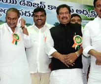 Link between leaders, cadres snapped, admits Kiran