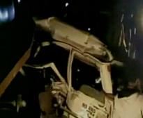 Jharkhand: 14 killed as SUV hit by speeding train at railway crossing