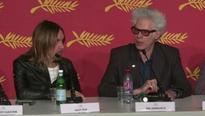 Jarmusch and Iggy Pop run Cannes