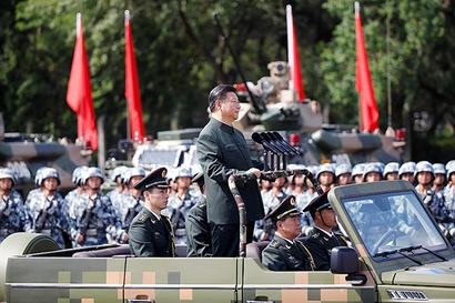 Xi gets the generals he wants