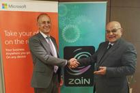 Zain selected partner for Microsoft Azure program