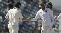 Australia drop six players ahead of third Test against South Africa