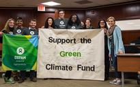 Green Climate Fund brings a little optimism