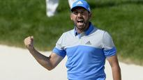 WATCH: Sergio Garcia dances like Beyonce after making a hole-in-one