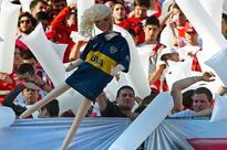 River Plate v Boca Juniors, mother of all derbies