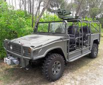 DSA Malaysia: Weststar Defence exhibits purpose-built military vehicles