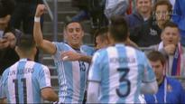 Argentina cruise to victory over Bolivia