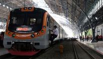 Japan Rehabilitates Jakarta-Surabaya Railway