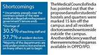 New Medical College Unlikely this Year