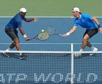 Leander Paes-Andre Begemann squander five match points, lose in Winston-Salem Open final